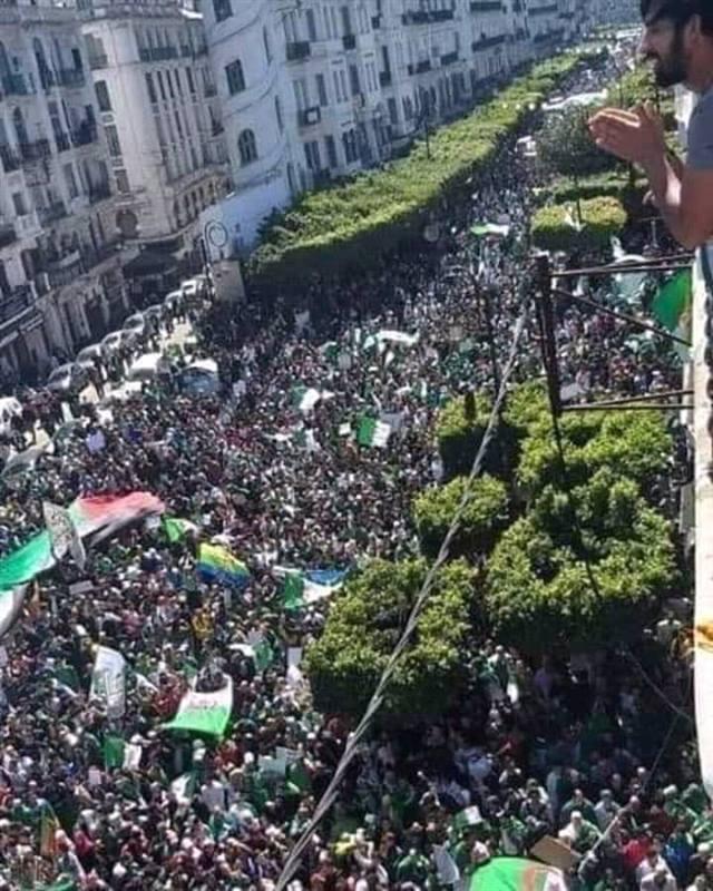 Toleranceca La 2ème Révolution Algérienne Est En Marche